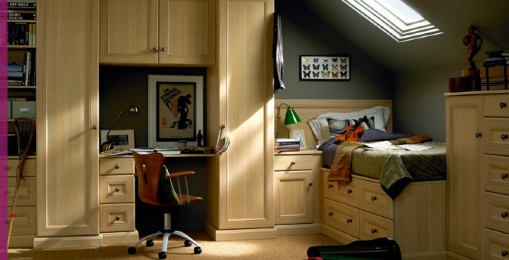 All our bedroom designs are available as home office spaces too.  Why not take a look through our bedroom ranges for more options