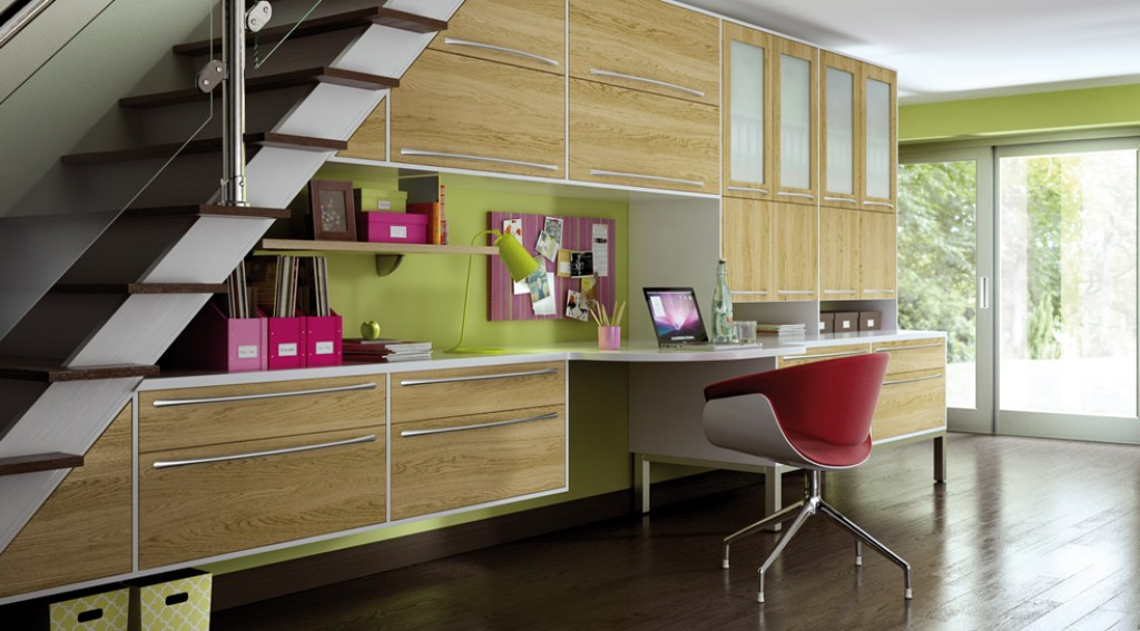 Let us make the best use of the space you have with bespoke made to measure units